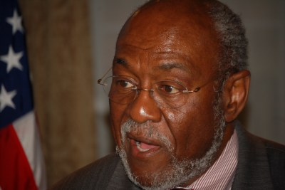 Johnnie Carson, assistant secretary of state for African affairs