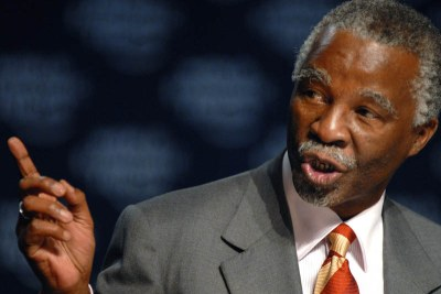 Former South African president Thabo Mbeki, considered by some as a natural contender for the Index prize, has again been overlooked.