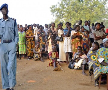 Carter Center Observers Monitor Southern Sudan Referendum
