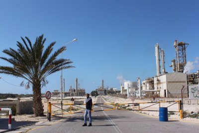 Nearby Ajdabiya sits an enormous refinery and petrochemical plant.