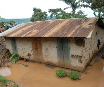 Heavy Flooding in Bulambuli, Uganda
