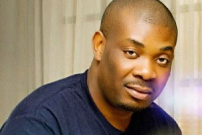 Don Jazzy.
