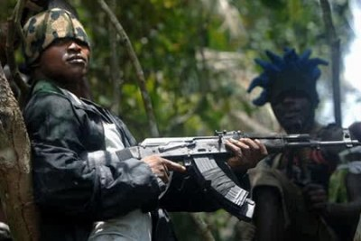 Unknown gunmen (file photo)