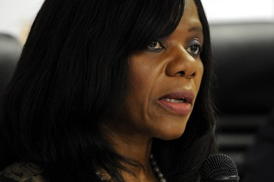 Thuli Madonsela (file photo).