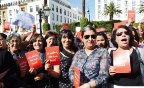 Morocco Stifles Women's Protest in Northern Region