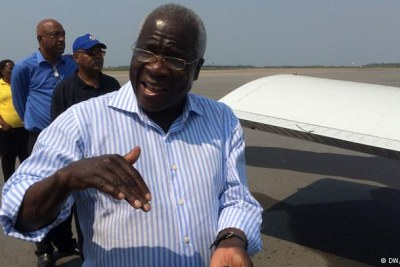 The leader of main opposition and former rebel group, Alfonso Dhlakama (file photo).