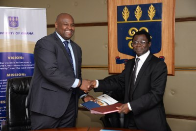 General Electric Provides $100,000 Grants to University of Ghana Students