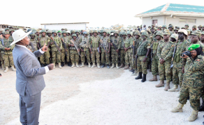 Uganda Asks Troops in AU Mission to Guard Somalia Gains