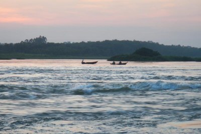 Open waters of River Nile (file photo).