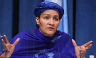 Ex-Minister Amina Mohammed Leads UN Delegation to Nigeria