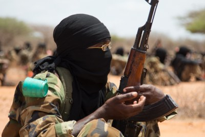 Al-Shabaab fighter