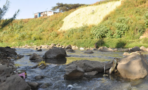 Returning the Sparkle to Addis Ababa's Rivers