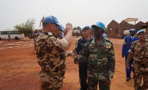 UN Extends Peacekeeping Mandate in Central African Republic