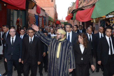 HM King Mohammed VI (file photo).