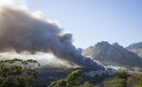 Deadly South African Fires Leave Thousands Homeless