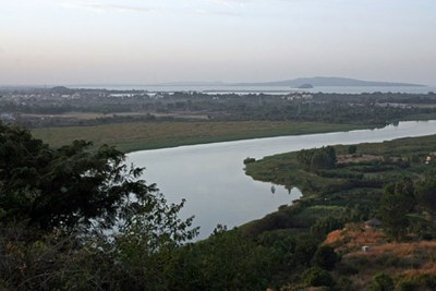 River Nile is shared by 10 countries and because of this shared basin, an initiative was set up to monitor activities along the river.
