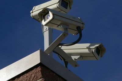 Surveillance cameras (file photo).