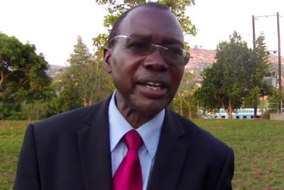 The late educationist and founder of St Lawrence Schools, Lawrence Mukiibi.
