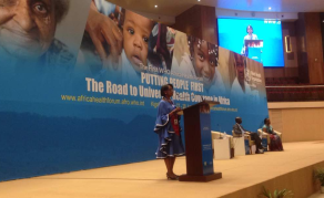 Africa Health Summit Works on 'Putting People First' #WHOAHF