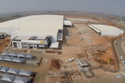 Caterpillar is opening parts distribution facility in South Africa to enhance customer support