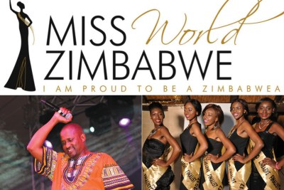 Miss World Zimbabwe.