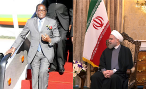 Fewer Friends, More Enemies - Mugabe Jets Off to Iran