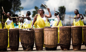 Meet Rwanda's Women Drumming Their Way to Prosperity