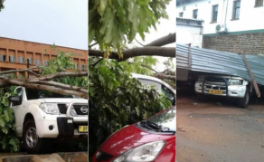 Massive Storms Lash Malawi's Capital