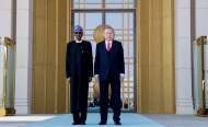 Buhari Lauds Relations Between Nigeria, Turkey