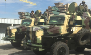 Namibia Deploys Troops to Lesotho