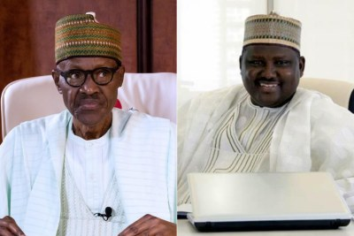 Was President Buhari aware of Maina's reinstatement?