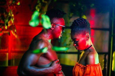 Sauti Sol's new video Melanin.