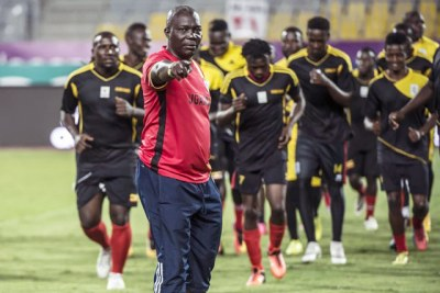 Uganda's head coach Moses Basena focus has now turned to CECAFA.