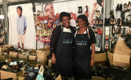 South African Mothers Do Business With Fashion Cast-Offs