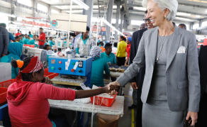 Investment in Tech Offers Pathway to African Growth - Lagarde/IMF