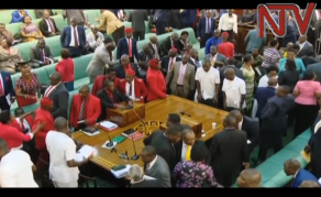 Age Limit Debate - MPs Storm out of Uganda Parliament