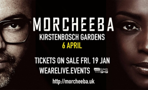 UK Band Morcheeba to Perform in Cape Town