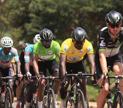 The Rise of Cycling in Rwanda