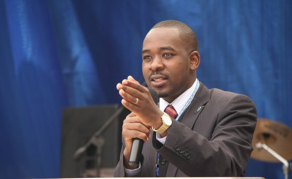 Zimbabwe's Opposition Leader Chamisa Apologises For Sexist Joke