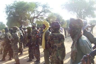 L'armée Tchadienne (archive)