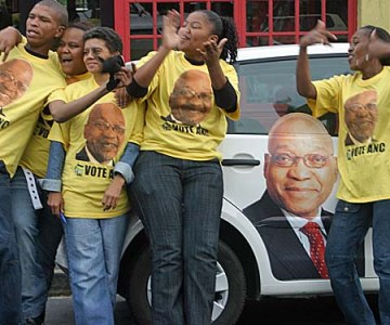 South Africa's Fourth Democratic Elections