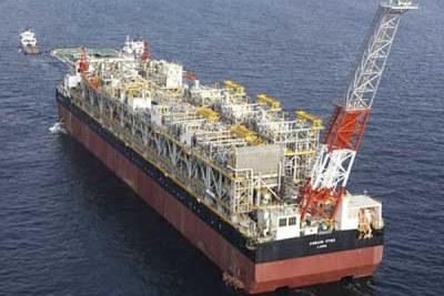 Chevron's Agbami FPSO