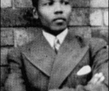 Les premières années de la vie de Mandela