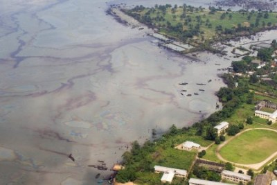 Ogoniland in the Niger Delta region of Nigeria (file photo).