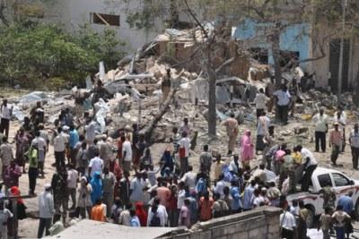 Les Shebabs de Somalie menacent de nouvelles attaques après les bombardements.