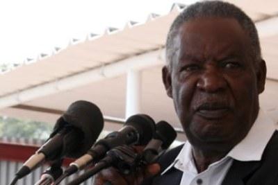 President Michael Sata.