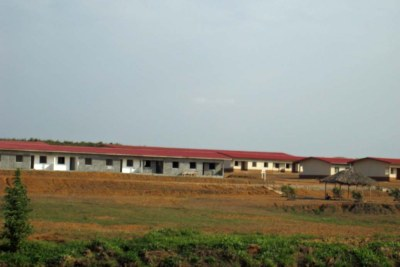 Housing co-operation builds 182 low-cost houses.