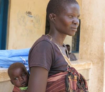 Refugees Arrive at Kenya's Kakuma Camp