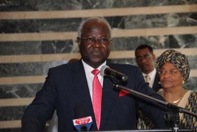 Ernest Koroma, Président de la Sierra Leone