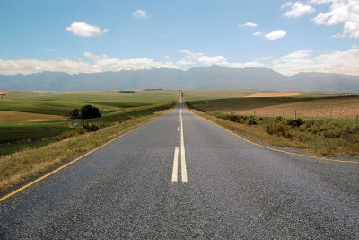 South Africa roads.
